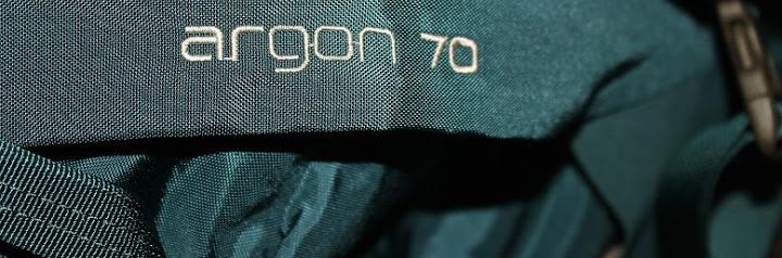 Test plecaka Osprey Argon 70
