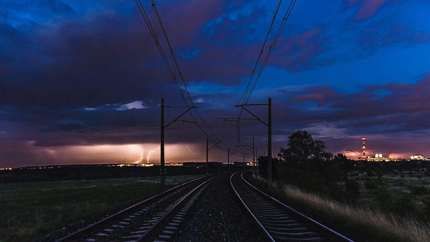 Pociąg do burz
