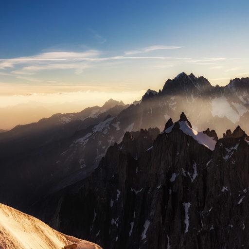 Alpiniści na szlaku